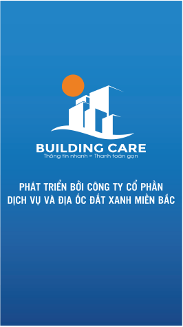 giao diện app Building Care